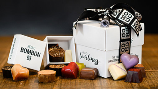 Chocolate as a gift