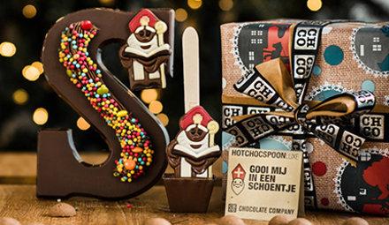 Sinterklaas Schokolade