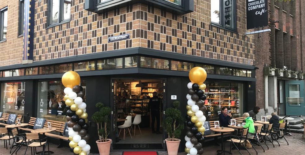 Chocolate Company Café Hilversum is open!