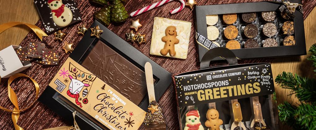 Chocolate Christmas!