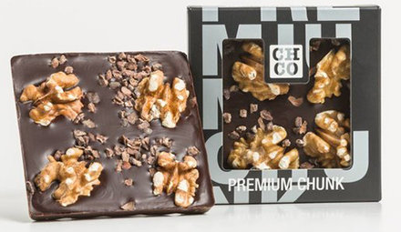 Pure chocolade Chocbars