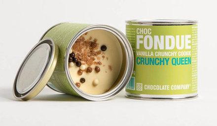 White chocolate Chocfondue