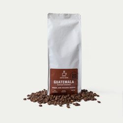 100% ARABICA GUATEMALA COFFEE (500gr)