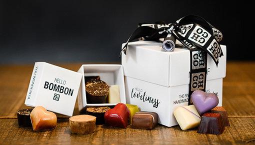 Chocolade zó lekker dat je het wel cadeau moet geven!