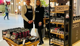 CHCO café Westfield Mall of The Netherlands: opening soon!