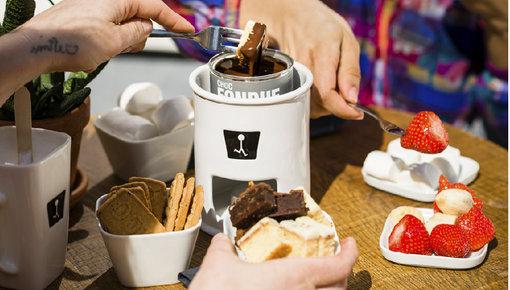 Hotchocdip Schokoladenfondue