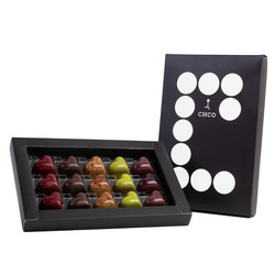 nuts about you bombons gift box