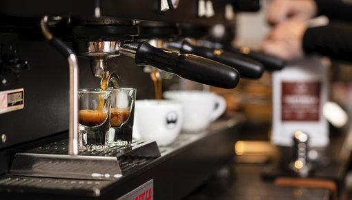 Single Estate kaffee