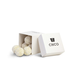 champagne truffles from