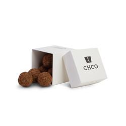 pure ganache truffles from