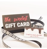 OTHER CHOCOLATE GIFT CARD €20