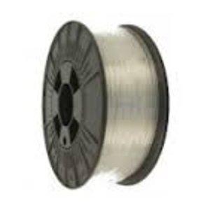 XS GLASE 2,85mm doorzichtig 0,50kg/ rol