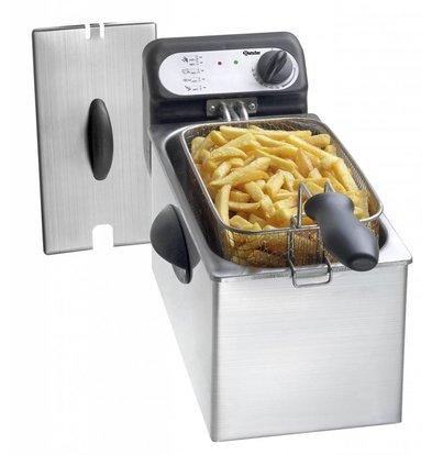 Bartscher Fritteuse Basic - 3 Liter