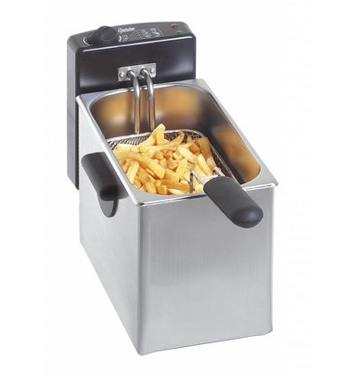 Bartscher Fritteuse - 4 Liter