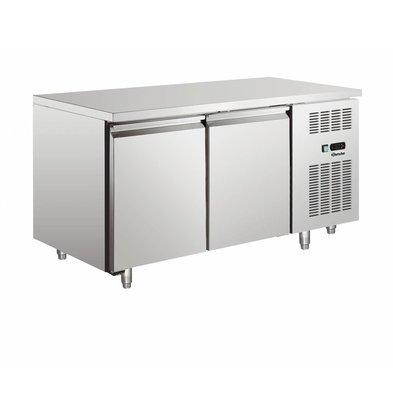 Bartscher Kühltisch, Umluft, B1400, 2T
