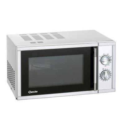 Bartscher Mikrowelle 23L, 900W, Grill
