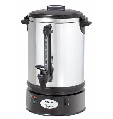 Bartscher Perkolator / Rundfilter Kaffeemaschine   48 Tassen - 6,8 liter