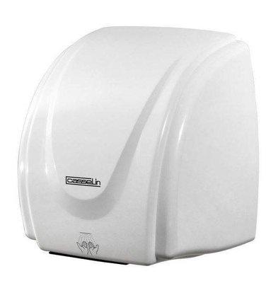 Casselin Händetrockner Weiß Basic ABS | 12 - 15 Sek | 2100W