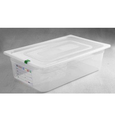 Hendi Aufbewahrungsbehälter set GN 1/1 - 150 mm