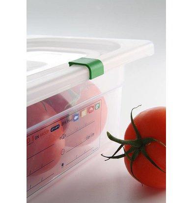 Hendi Gastronormdeckel plastic GN 1/9