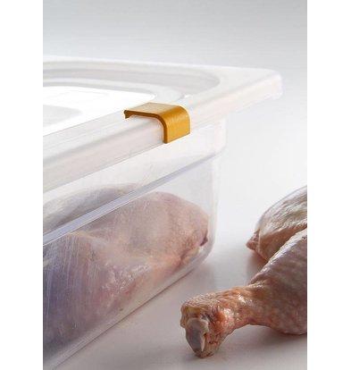 Hendi Gastronormdeckel plastic GN 1/4