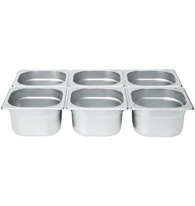 Hendi Gastronorm Behälter 1/6 150 mm