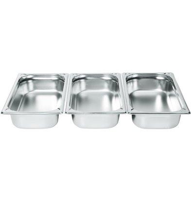 Hendi Gastronorm Behälter 1/3 100 mm