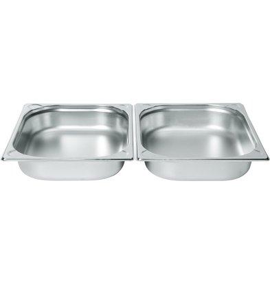 Hendi Gastronorm Behälter 1/2 40 mm