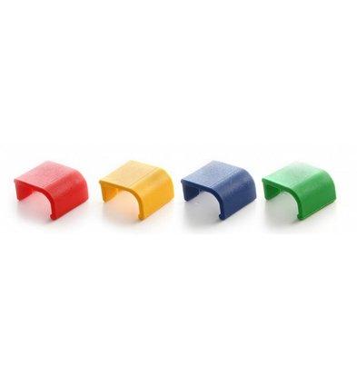 Hendi Farbcodierungsclips zu HACCP Aufbewahrungsbehälter Gelb