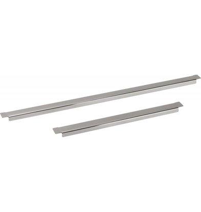 Hendi Steg für Gastronorm Behälter - 1/1 - 530x20 mm