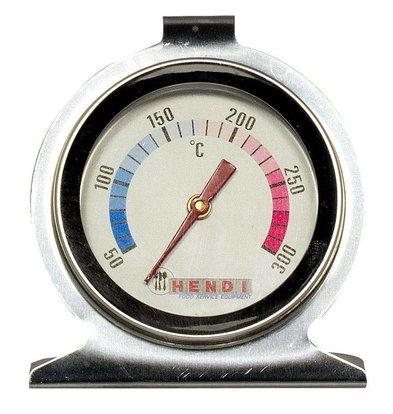 Hendi Universal Ofenthermometer Messbreich 50 ºC bis 300 ºC.