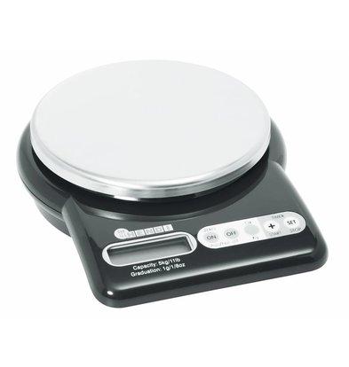 Hendi Digitale Küchenwaage 1g - 5 kg