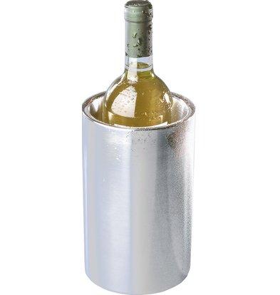 Hendi Weinkühler Edelstahl doppelwandig