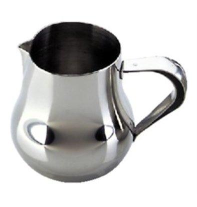 XXLselect Arabisches Edelstahl-Milchkännchen 28cl