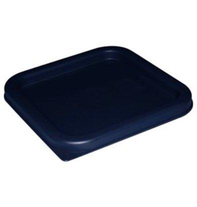 XXLselect Deckel viereckig 1,5-3,5Ltr Blau
