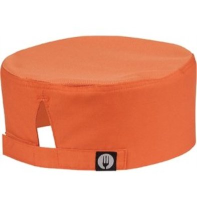 XXLselect Colour by Chef Works Cool-Vent Beanie orange