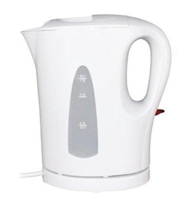 XXLselect Caterlite Wasserkocher für Hotelzimmer 1Ltr Weiß