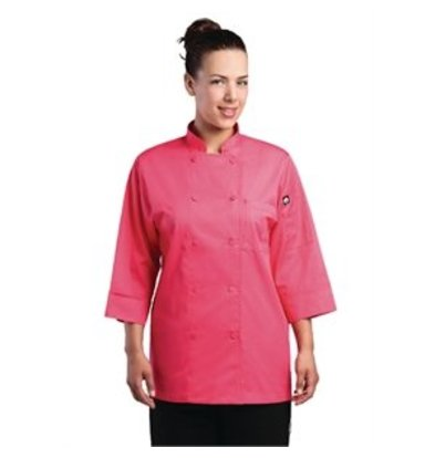 XXLselect Colour by Chef Works Kochjacke beere L