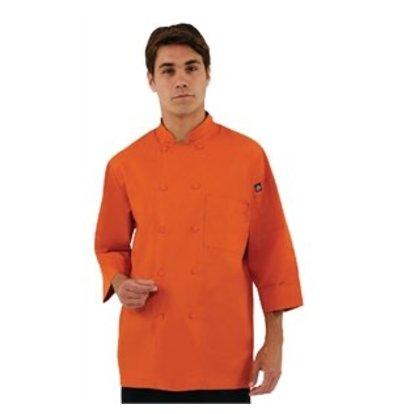 XXLselect Colour by Chef Works Kochjacke orange L