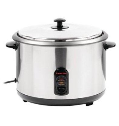 XXLselect Caterlite elektrischer Reiskocher 4,2 Liter
