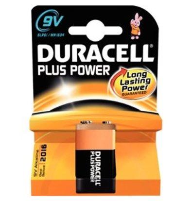 XXLselect Duracell 9V Batterie