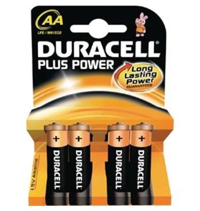 XXLselect Duracell AA Batterien 4er Pack