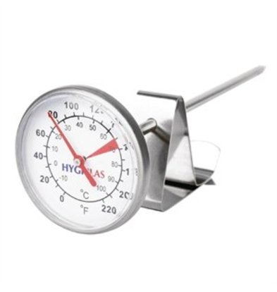 XXLselect ETI Kaffee-/Milchthermometer 4,5cm