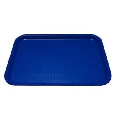 XXLselect Kristallon Fast Food Tablett 305 x 415mm | 6 Farben