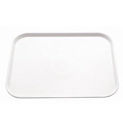 XXLselect Kristallon Fast Food Tablett 345 x 265mm | 7 Farben