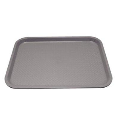 XXLselect Kristallon Fast Food Tablett 350 x 450mm | 6 Farben
