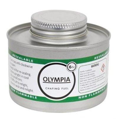 XXLselect Olympia flüssige Brennpaste 6 Stunden