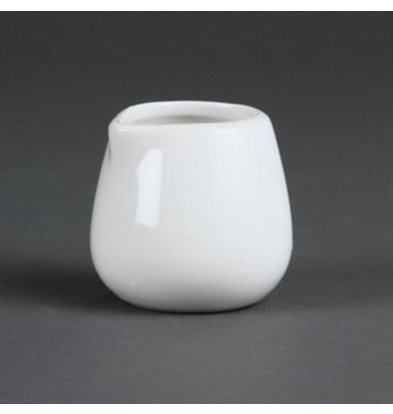 XXLselect Olympia Whiteware Milchkännchen 23cl