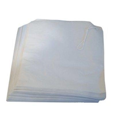 XXLselect Papiertüten weiß