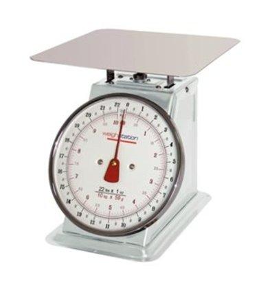 XXLselect Plattform-Küchenwaage 10kg
